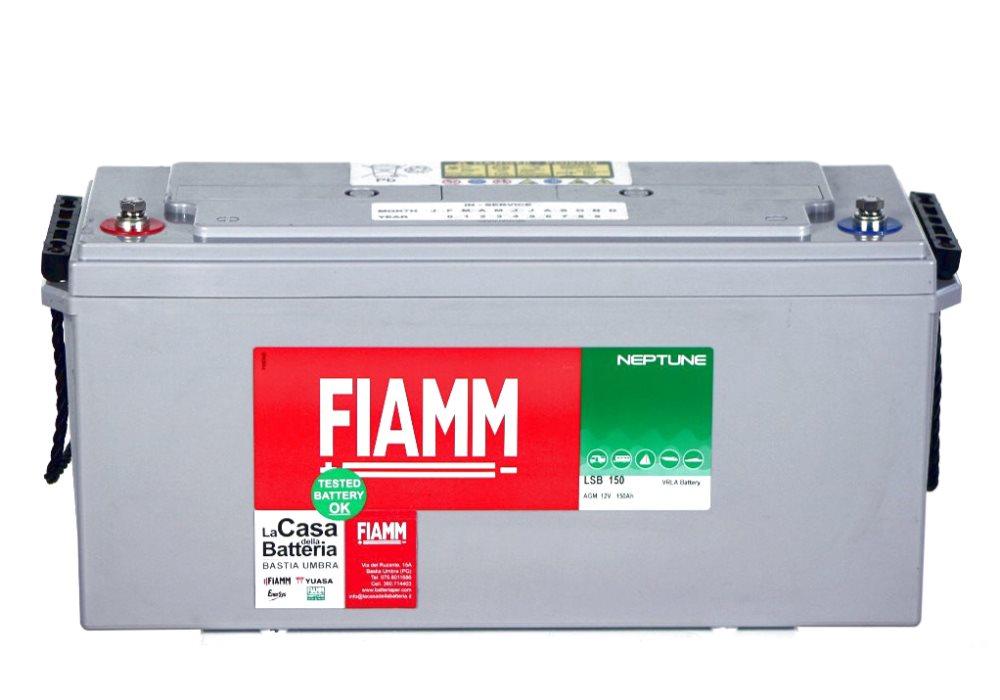 Batterie al piombo per nautica pro e contro delle batterie ad acido libero la casa della - Batteria per casa ...